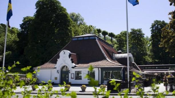 Wärdshuset Ulla Winbladh Restaurangens front