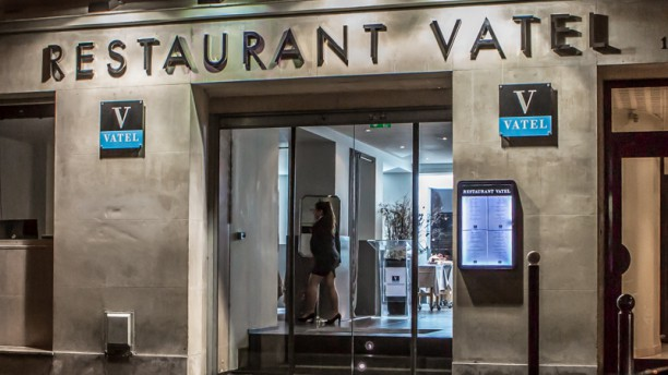 Vatel Restaurant Paris  Rue Nollet  Paris