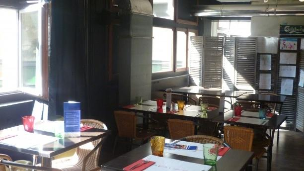 Nopizza Salle du restaurant