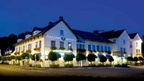 Fletcher Landhotel Bosrijk Roermond Ingang