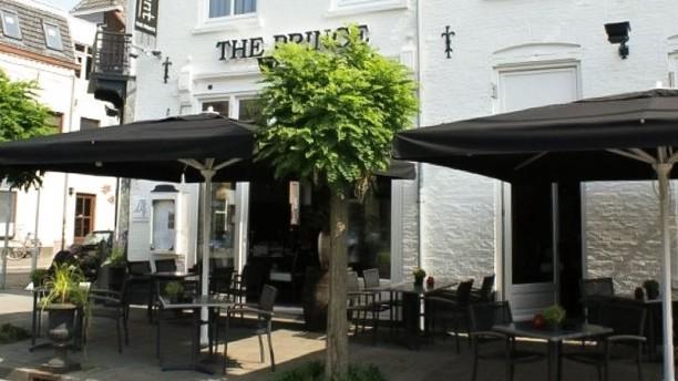 Bar & Restaurant The Prince Ingang