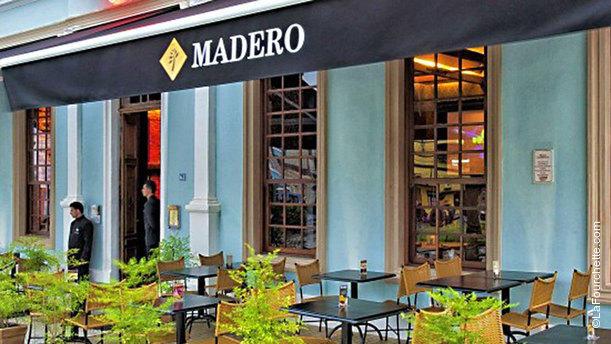Madero - Relógio RW Fachada