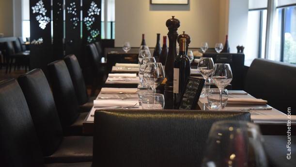 Lounge Gallery la salle du restaurant