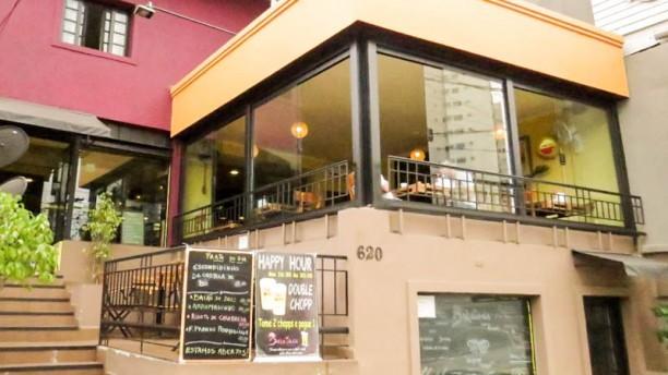 Balaiada Bar e Restô Fachada