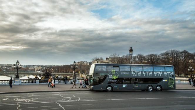 Extérieur - Bus Toqué, Paris