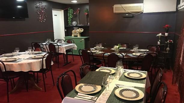 Krishna Salle du restaurant