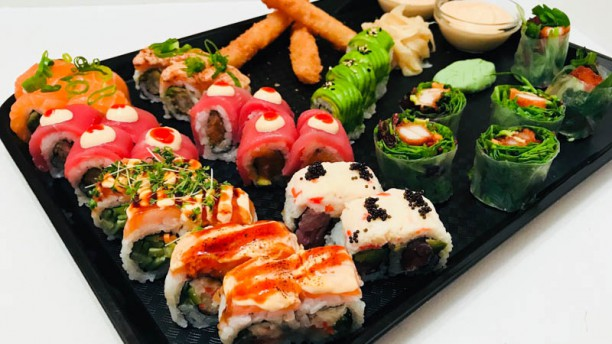 Joci Sushi Silkeborg Sushi