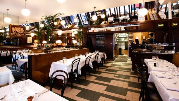 Brasserie Le Balzar Salle du restaurant