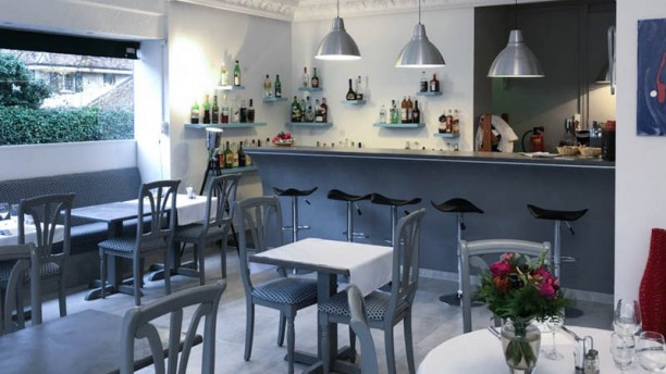 Restaurant Mimosa Vue de la salle