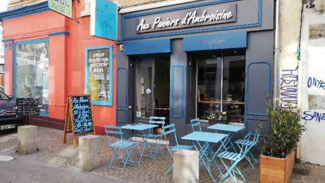 Aux paniers d'Ambroisine - Restaurant - Lyon