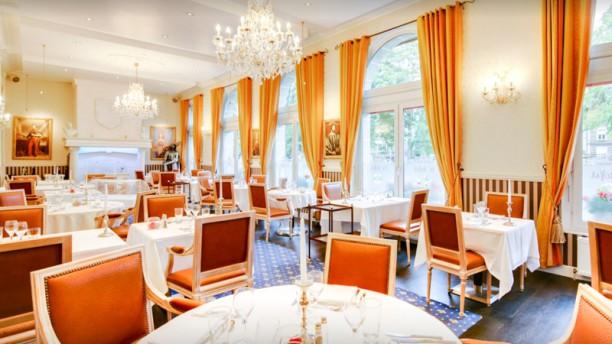 Le Royal Salle du restaurant