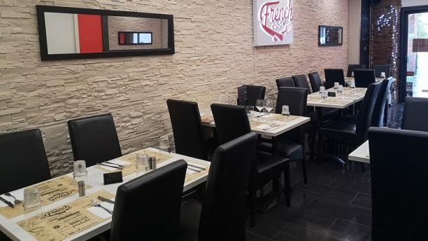 French Cook Salle du restaurant