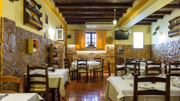 Restaurante Saloio Vista da sala