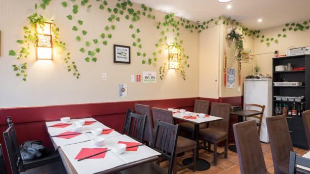 Gastronome d'Orient Salle du  restaurant