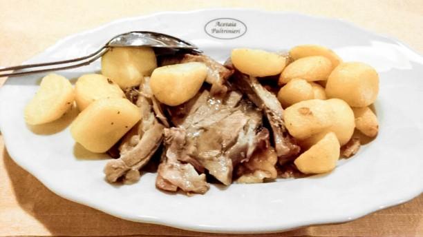 Acetaia Paltrinieri carne con patate
