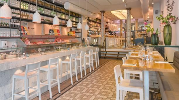 The Seafood Bar Ferdinand Bol Restaurant