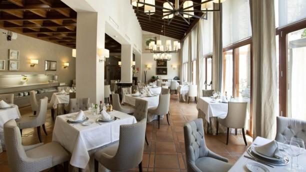 Restaurante Parador de Cáceres Vista sala