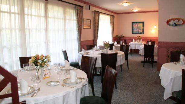 Le Bienvenue Salle du restaurant