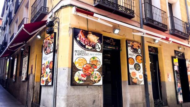 El Marqués de Pontejos Entrada