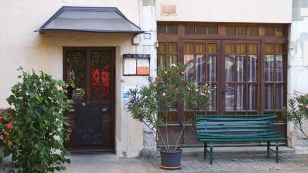 Auberge de Chouilly Entrée
