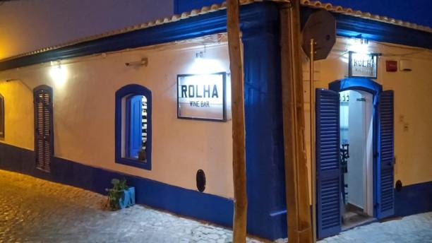 Rolha Wine Bar Entrada