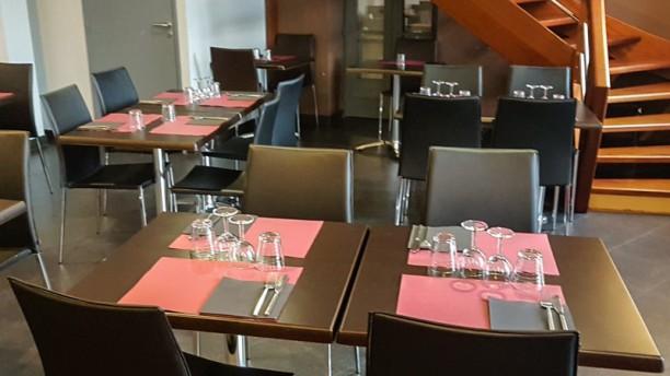 Ô Petit Resto Salle du restaurant