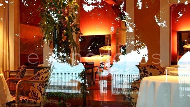 Sant Pau by Carme Ruscalleda Interior Restaurante Sant Pau - Carme Ruscalleda