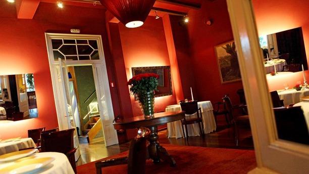 Sant Pau by Carme Ruscalleda Salón Restaurant Sant Pau Carme Ruscalleda