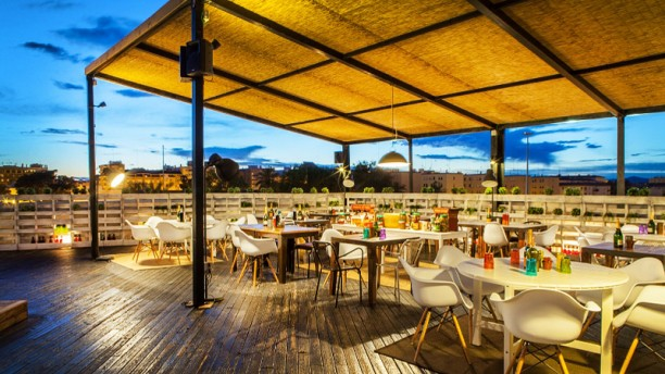 Restaurante il rosso puerto en valencia la malvarrosa for Il rosso bologna menu