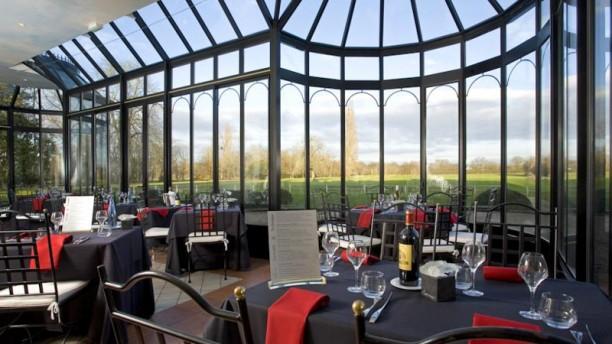 Restaurant ch teau des sept tours courcelles de touraine - Resto bio tours ...