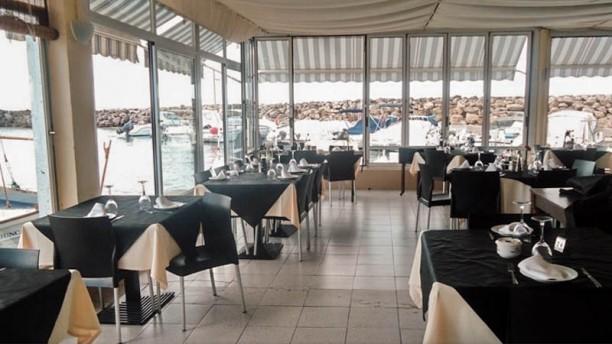 Club Marítimo Molinar de Levante Vista sala