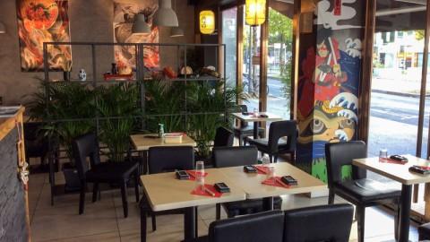 Home Sushi, Lyon