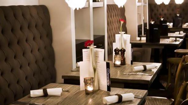 Restaurant Aand8 Het restaurant