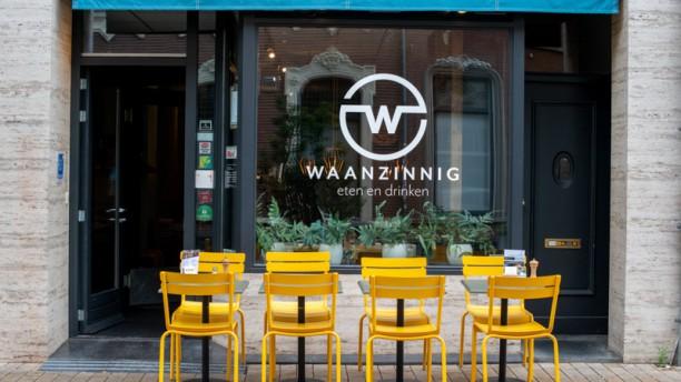 Restaurant Waanzinnig Tilburg Ingang