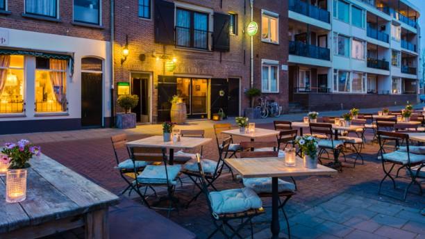 Café Restaurant Aaltje Terras