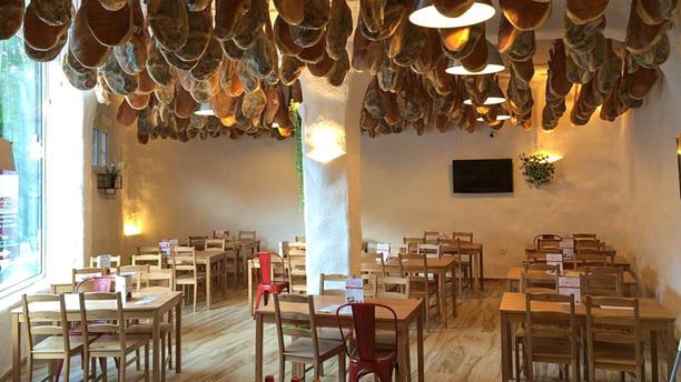 Vallejo Sala del restaurante