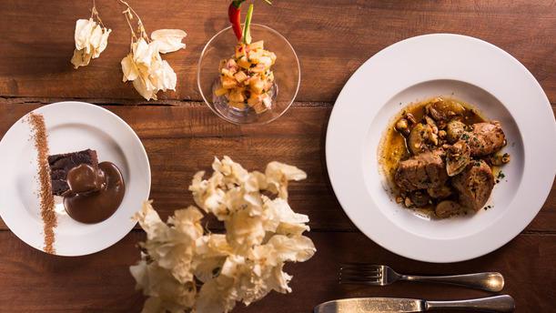 Assunção Restaurante Restaurant Week Delivery