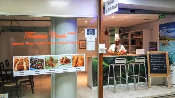 Restaurant La Belle Créole Entrée Boutique
