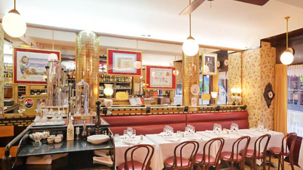 Restaurant Rue Cambon Paris