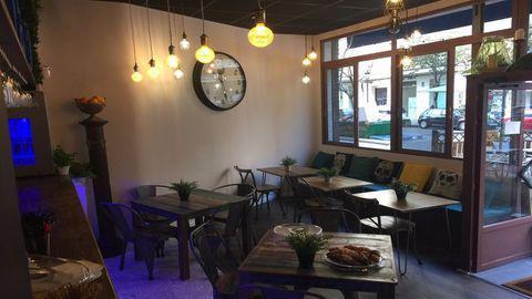 Palardi Eat-Drink-Lounge, Valencia