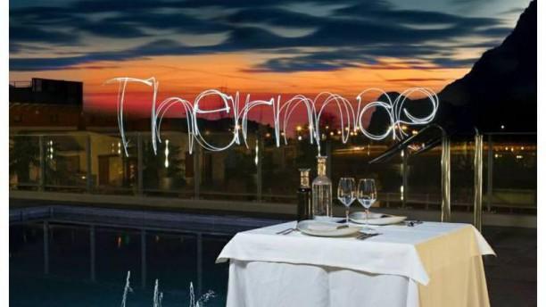 Bistrò Thermae Pool and Restaurant Il tramonto