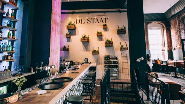 DE STAAT Restaurant