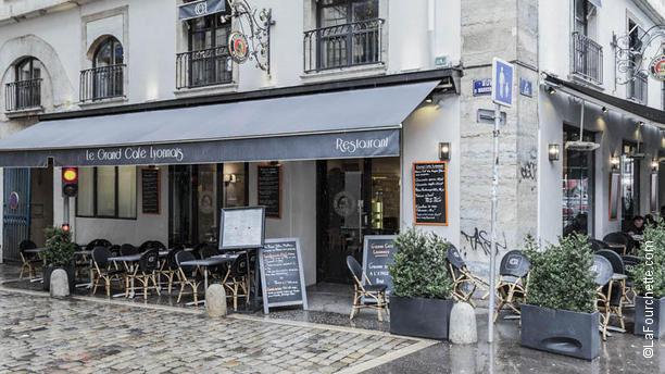 Grand Café Lyonnais façade