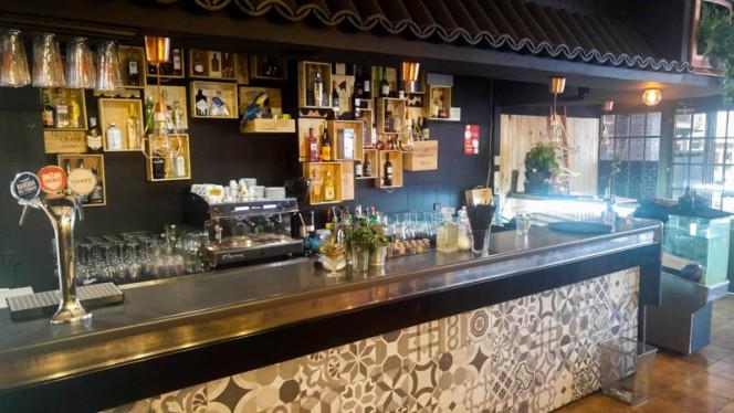 Casquinha ristorante internazionale a Amadora in Portogallo