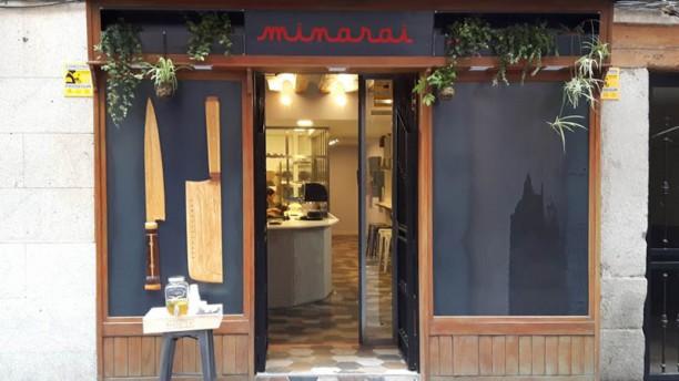 Minarai Entrada