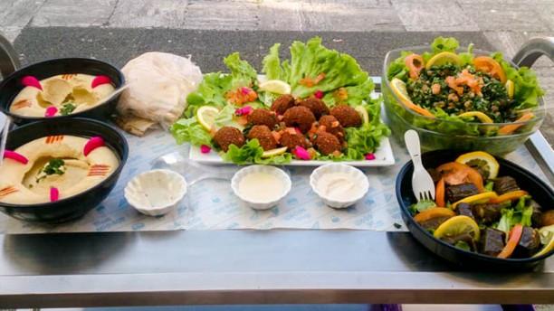 Ô Délices du Liban Suggestion du Chef