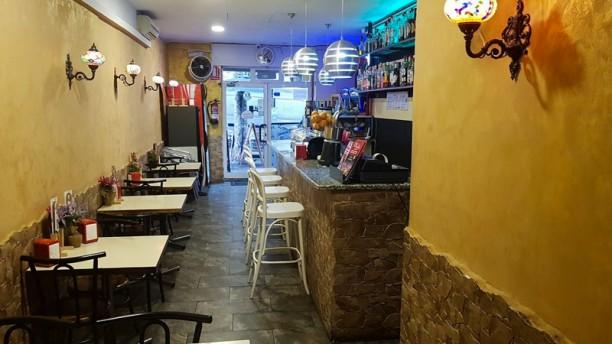 Manchis Bar Restaurante Sala