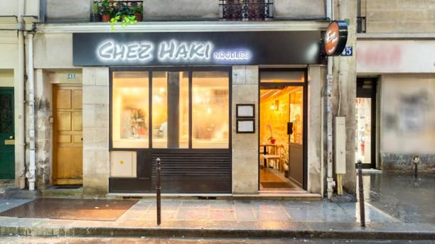 Chez Haki Entrée