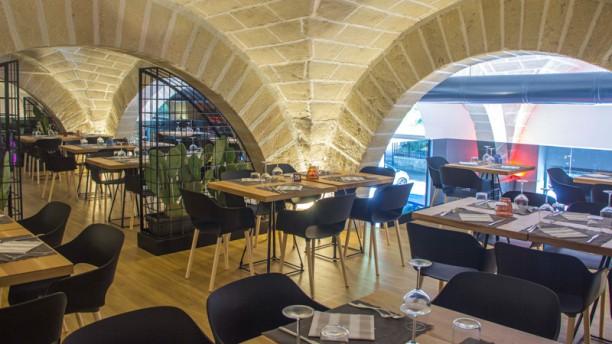 SeiGradi Steakhouse Hamburgeria Vista sala soppalco