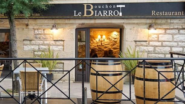 Le Bouchon Biarrot devanture